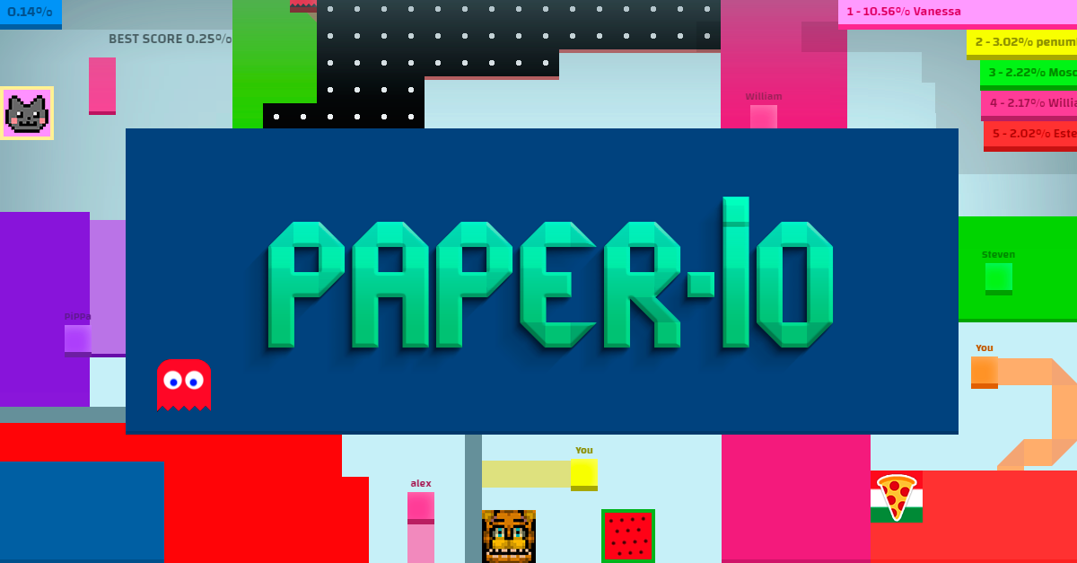 Paper.io play online