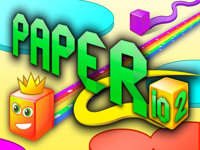 Paper Io Online